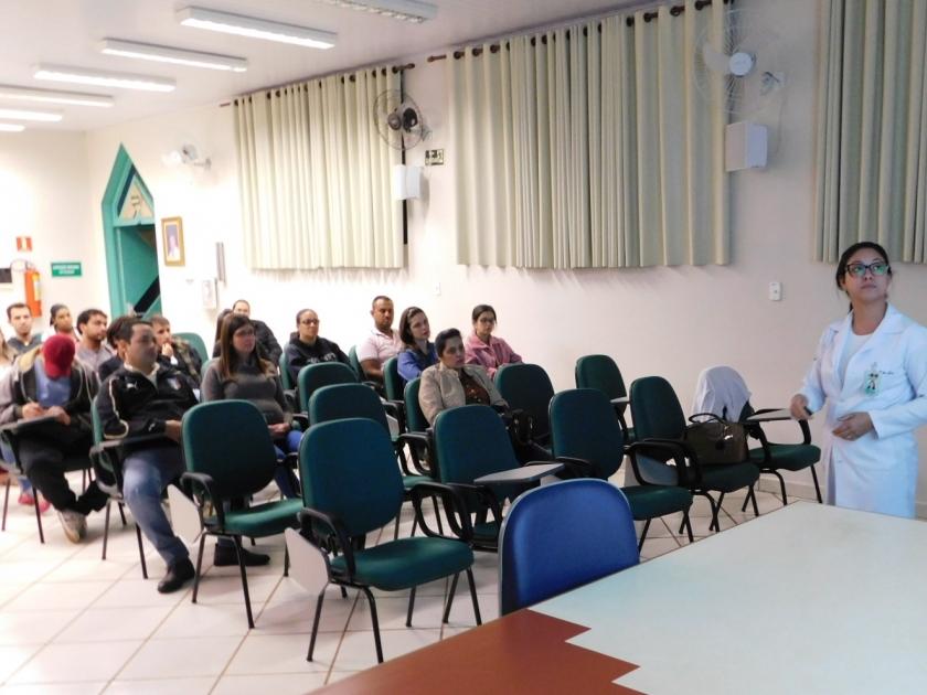 Santa Casa inicia terceiro curso de gestantes do ano