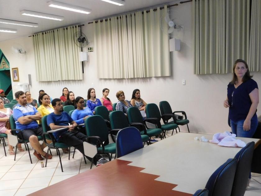 Chegou ao fim o 3º curso de gestante de 2019 da Santa Casa