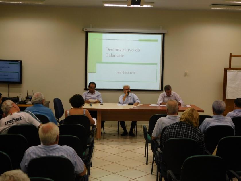 Santa Casa de Sertãozinho realiza Assembleia Geral Extraordinária com membros da Diretoria e Irmandade
