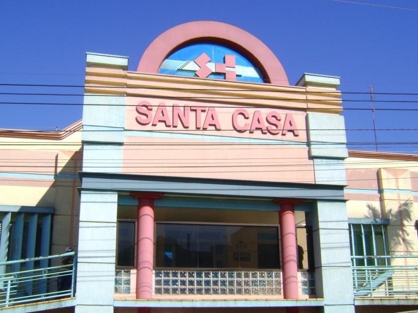 Parabéns, Santa Casa de Sertãozinho por seus 123 anos!