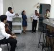 """Grupo """"Sinfonia da Paz"""" se apresenta novamente na Santa Casa durante comemorações natalinas"""