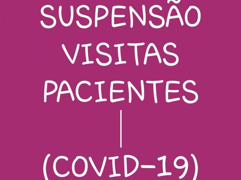 Comunicado importante: Santa Casa de Sertãozinho suspende visitas a pacientes internados seguindo orientações de prevenção ao coronavírus