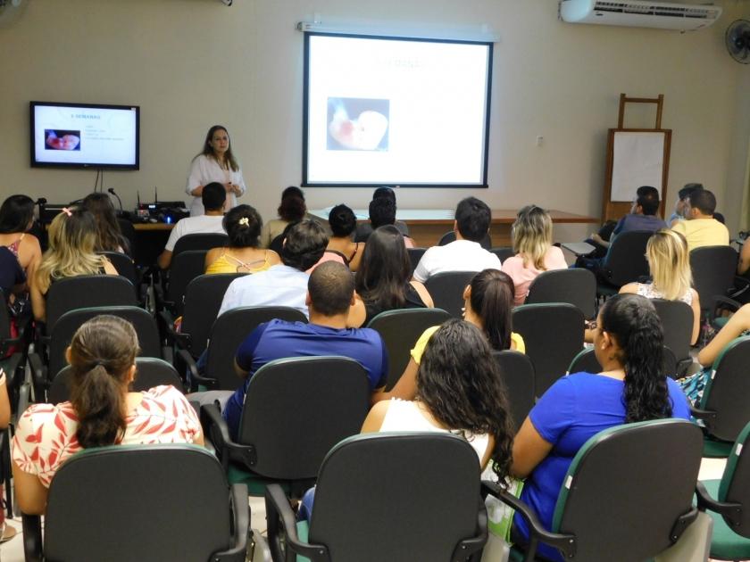 Santa Casa de Sertãozinho inicia 1º curso de gestante do ano