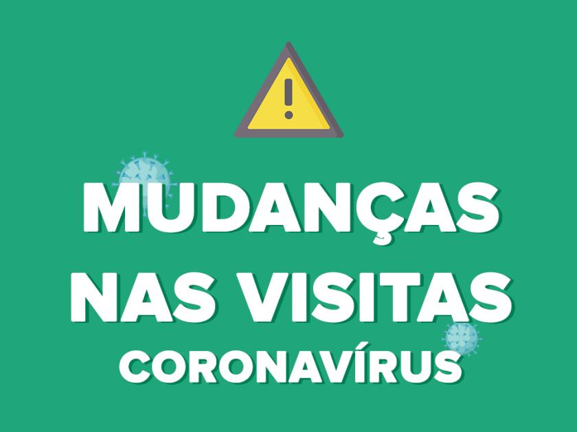 Comunicado importante: Santa Casa de Sertãozinho modifica regras para visitação de pacientes seguindo orientações de prevenção ao coronavírus
