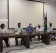 Coordenadora de Enfermagem da Santa Casa participa de coletiva de imprensa na Prefeitura