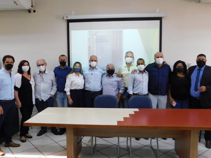 Santa Casa de Sertãozinho realiza entrega oficial da Ala UTI Covid 2 com 10 novos leitos